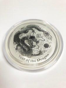 オーストラリア銀貨