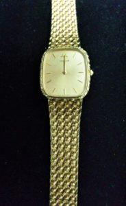 クレドール金時計