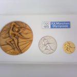 ミュンヘンオリンピックメダル