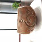 大樋焼茶碗