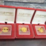 東日本大震災1万円金貨