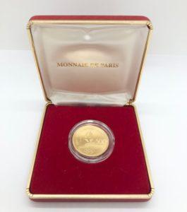 アルベールビル金貨