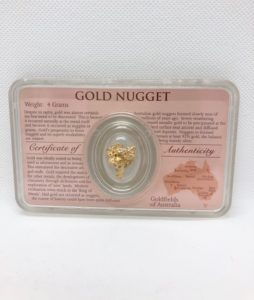 ゴールドナゲット