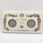 龍一円銀貨